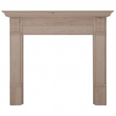 Carron Corbel 56'' Pine Wood Fire Surround Unfinished