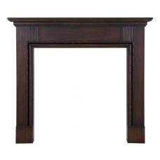 Carron Elsmere 53'' Oak Wood Fire Surround