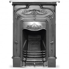 Carron Jasmine Combination Cast Iron Fireplace Full Polished