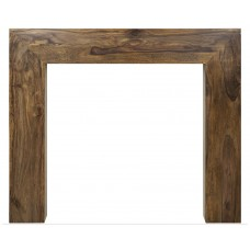 Carron Nevada 51'' Natural Wood Fire Surround