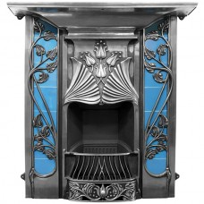 Carron Toulouse Combination Cast Iron Fireplace Blue