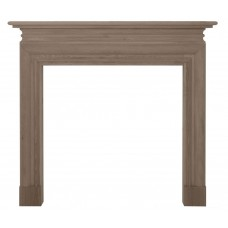 Carron Wessex 53'' Oak Wood Fire Surround