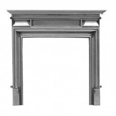 Carron Belgrave 54'' Cast Iron Fire Surround