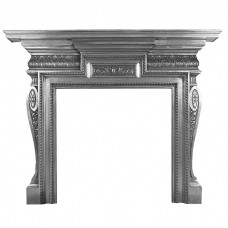 Carron Knightsbridge 64'' Cast Iron Fire Surround