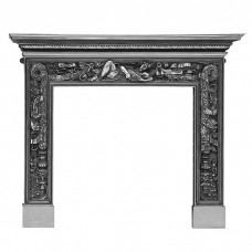 Carron Mayfair 64'' Cast Iron Fire Surround