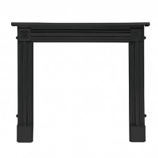 Carron Buckingham 69'' Cast Iron Fire Surround