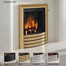 Elgin & Hall Catalina Radiant Slimline Inset Gas Fire