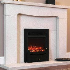 Celsi Electriflame Modern Black Electric Fire