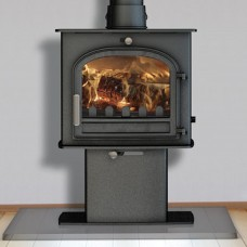 Cleanburn Norreskoven Pedestal Multifuel/Woodburning Stove