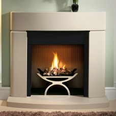 Gallery Clifton Stone & Optional Pulse Fire Basket