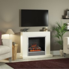 """Be Modern Colby 38"""" LED Fireplace Suite"""