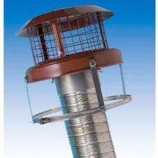 Colt High Top Pot Hanger & Bird Guard Chimney Cowl