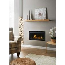 Crystal Fires® Connelly Madison Gas Fire