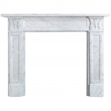 Cast Tec Corinthian Stone Surround/Mantel