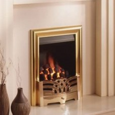 Crystal Fires Super Radiant Traditional Brass