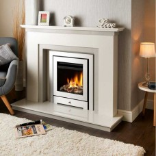 Crystal Fires Royale Montana HE Inset Gas Fire