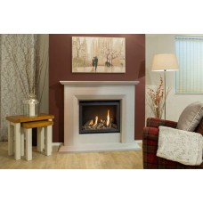 Crystal Fires® Connelly Tulsa XL Inset Gas Fire
