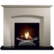 "Gallery Dacre 54"" Stone Inglenook Fireplace Suite"
