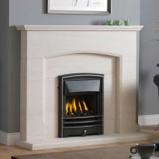 Gallery Dacre Limestone Fireplace Suite 1
