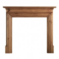 Gallery Danesbury Pine Wooden Fireplace Surround/Mantel