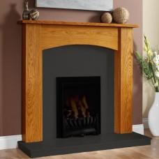 Be Modern Darwin Timber Fireplace Surround