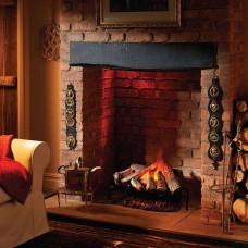 Dimplex Silverton Opti-myst® Electric Fire Basket