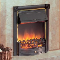 Dimplex Horton Black Optiflame® Electric Fire