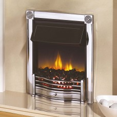 Dimplex Horton Chrome Optiflame® Electric Fire