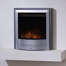 Dimplex X1S Silver Optiflame® Electric Fire