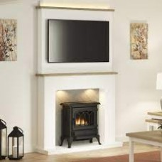 """FLARE Collection 54"""" Knightley Traditional Chimney Breast"""
