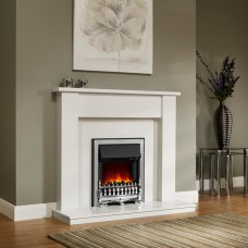 "Be Modern Elda 48"" Fireplace Surround"