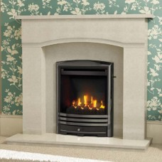 Be Modern Ellerton Manila Micro Marble Surround