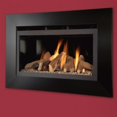 Flavel Jazz Black Balanced Flue