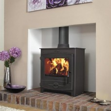 Flavel No. 2 Curved Multifuel Stove