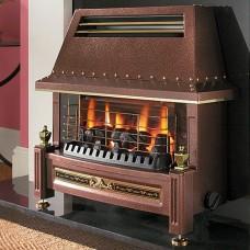 Flavel Regent LFE Bronze Gas Fire