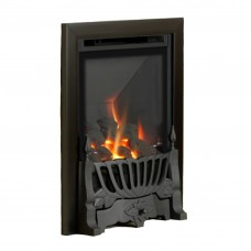 Flavel Kenilworth High Efficiency Black Gas Fire