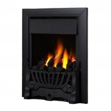 Flavel Kenilworth Plus Traditional Black Gas Fire