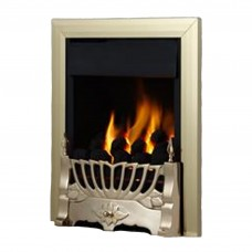 Flavel Kenilworth Plus Traditional Brass Gas Fire