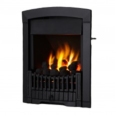 Flavel Rhapsody Plus Black Gas Fire
