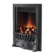 Flavel Warwick Black Powerflue