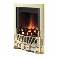 Flavel Warwick Brass Powerflue