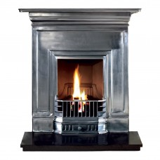 Gallery Barcelona Cast Iron Fireplace 1