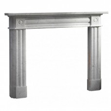 "Gallery Chiswick Limestone 56"" Fireplace Surround/Mantel"