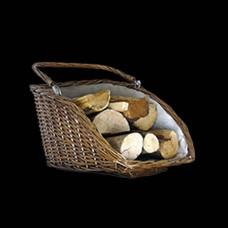 Gallery Chute Log Basket