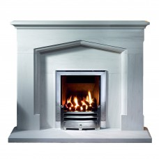 Gallery Coniston Limestone Fireplace Suite 3