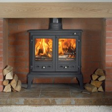 Gallery Firefox 12 Multifuel Stove