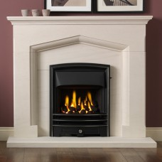 Gallery Kendal Limestone Fireplace Suite 1