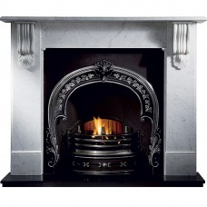 Gallery Kingston Fireplace Includes Fitzwilliam Cast Iron Arch