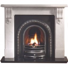 Gallery Kingston Marble Fireplace Surround/Mantel