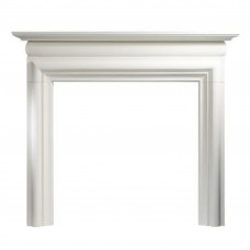 "Gallery Asquith Limestone 55"" Fireplace Surround/Mantel"